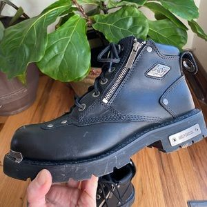 Authentic Harley Davidson boots